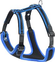 Шлея Ferplast Ergocomfort P (XL, синий) -