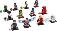 Конструктор Lego Minifigures Marvel Studios / 71031 -