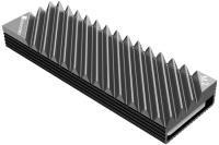 Радиатор для SSD Jonsbo M.2-3 (серый) -