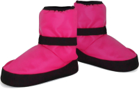 Сапожки для разогрева Indigo SM-361 (р-р 26-29, розовый) -