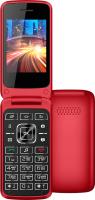 Мобильный телефон Vertex S110 (красный) -
