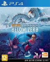 Игра для игровой консоли Sony PlayStation 5 Subnautica: Below Zero / 1CSC20005042 -