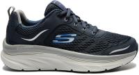 Кроссовки Skechers 232044-NVGY / 8F6F8ABJ8X (р.11, синий/серый) -