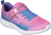 Кроссовки детские Skechers 302456L-PKMT / IUBU0DMH3H (р.13.5, розовый/бирюзовый) -