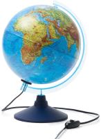 Глобус Globen Физико-политический с подсветкой / 012500191 -