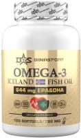 Жирные кислоты Binasport BS Омега-3 жирные кислоты N120 (790мг) -
