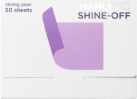 Матирующие салфетки для лица Manly PRO МС01 (50шт) -