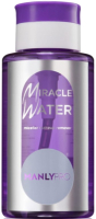 Мицеллярная вода Manly PRO Для снятия стойкого макияжа / MW -