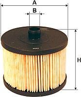 Топливный фильтр Filtron PE816/5 -