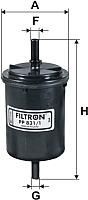 Топливный фильтр Filtron PP831/1 -