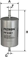 Топливный фильтр Filtron PP836/1 -