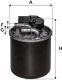 Топливный фильтр Filtron PP840/2 -