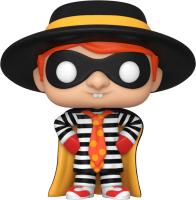 Фигурка Funko POP! Ad Icons McDonalds Hamburglar 45724 / Fun25491350 -