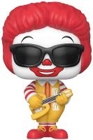 Фигурка Funko POP! Ad Icons McDonalds Rock Out Ronald 52991 / Fun2549877 -