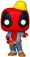 Фигурка Funko POP! Bobble Marvel Deadpool 30th Construction 54688 / Fun2549961 -