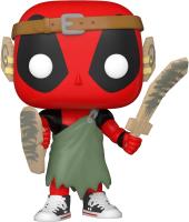 Фигурка Funko POP! Bobble Marvel Deadpool 30th Deadpool 54690 / Fun2549970 -