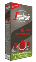 Кофе в капсулах Segafredo Intermezzo / 401.002.082 (10шт ) -