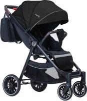 Детская прогулочная коляска Bubago Model Q / BG201 (черный) -