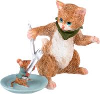 Статуэтка Lefard Кошки-мышки / 450-760 -
