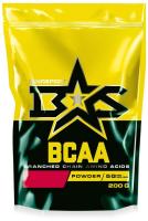 Аминокислоты BCAA Binasport Порошок (200г, натуральный вкус) -