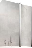 Стеклянная шторка для ванны Radaway Eos PND II 110 R / 1206211-01R -