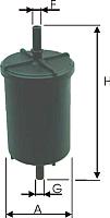 Топливный фильтр Kolbenschmidt 50013623 -