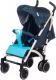 Детская прогулочная коляска Babyhit Rainbow LT (deep blue) -
