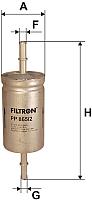 Топливный фильтр Filtron PP865/2 -