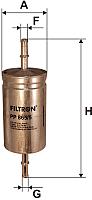 Топливный фильтр Filtron PP865/5 -