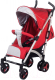 Детская прогулочная коляска Babyhit Rainbow XT (linen red) -