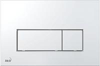 Кнопка для инсталляции Alcaplast M571 (хром/глянец) -
