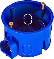 Подрозетник Gusi Electric СЗМ3 (синий) -