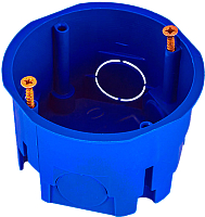 Подрозетник Gusi Electric СЗМ2 (синий) -