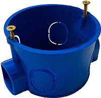 Подрозетник Gusi Electric СЗМ1.1 (синий) -