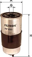 Топливный фильтр Filtron PP850 -
