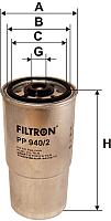 Топливный фильтр Filtron PP940/2 -