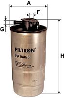 Топливный фильтр Filtron PP940/3 -
