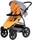 Детская прогулочная коляска X-Lander X-A (sunny orange) -