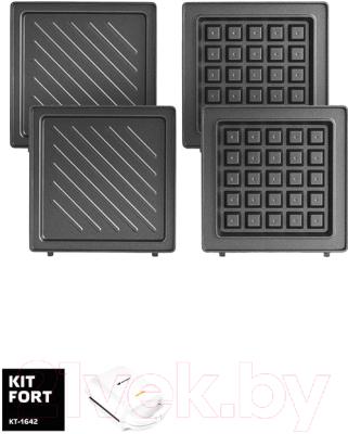 Вафельница Kitfort KT-1642