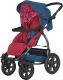 Детская прогулочная коляска X-Lander X-A (berry red) -