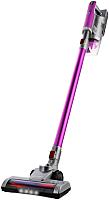 Вертикальный портативный пылесос Kitfort KT-536-2 (фиолетовый/серый) -