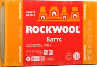Плита теплоизоляционная Rockwool Файер Баттс 1000x600x30 (упаковка) -