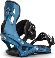 Крепления для сноуборда Now Snowboards 2021-22 Pilot (M, темно-синий) -