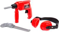 Набор инструментов игрушечный Полесье №23 / 91116 (3эл) -