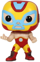 Набор фигурок Funko POP! Bobble Marvel Luchadores Iron Man 53871 / Fun2549865 -