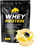 Протеин Prime Kraft Whey Банановый йогурт (900г) -