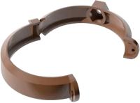 Хомут Технониколь ПВХ Универсальный 374723 (140 мм, коричневый) -