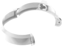 Хомут Технониколь ПВХ Универсальный 374724 (140 мм, белый) -
