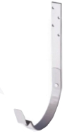 Кронштейн желоба Технониколь ПВХ Металлический 461039 (серый) -