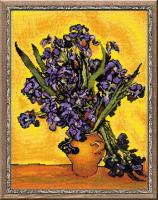 Набор для вышивания Риолис Ван Гог Ирисы / 1087 -